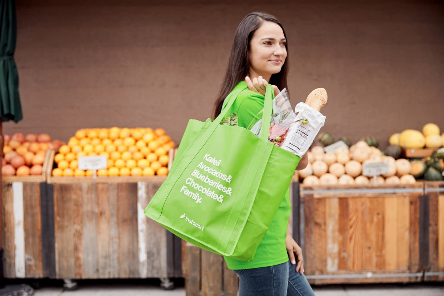 Tech-stack of an on-demand grocery delivery app like Instacart