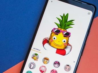 emojis-Augmented-reality-app