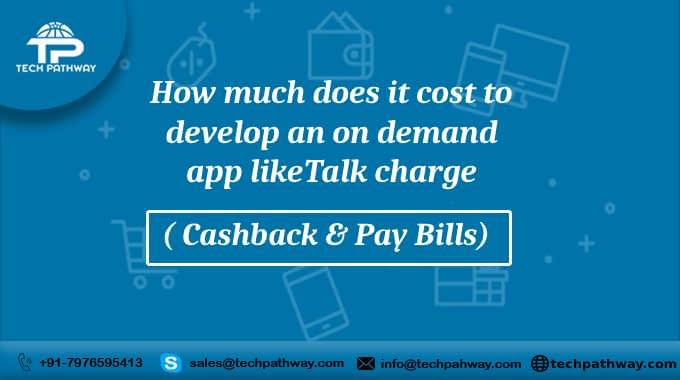 How much does it cost to develop an app like Talk charge