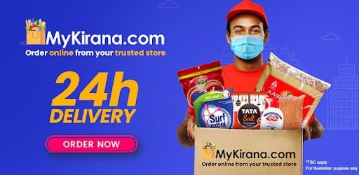 How much does it cost to develop an on-demand app like MyKirana?