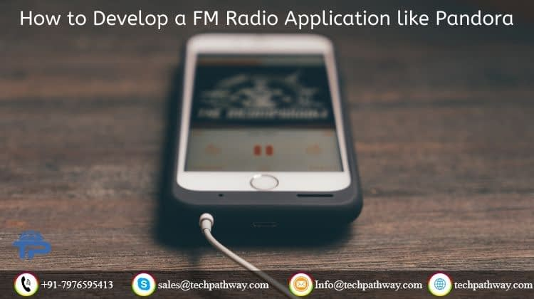 How to develop a FM radio app