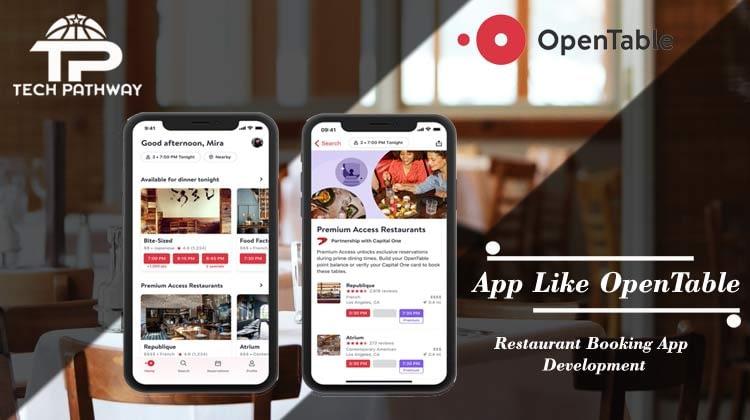 OpenTable -app -development