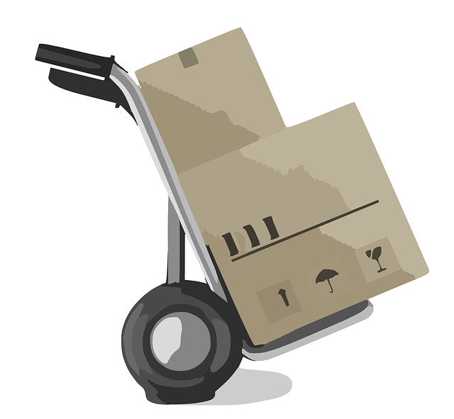 courier delivery app image